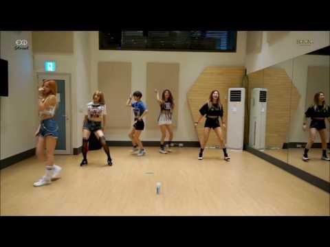 EXID - Mirror Dance - L.I.E.