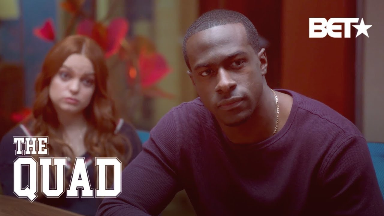 """Download An Exclusive Look Inside Writing Season 2 Of """"The Quad"""" 