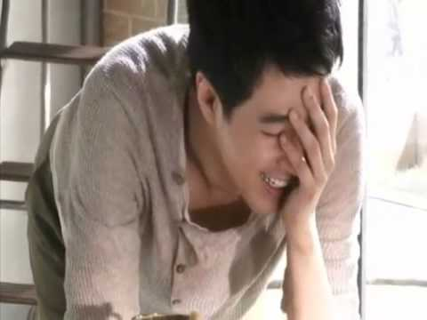 Jo In Sung - 2012 baba Coffee CF Making