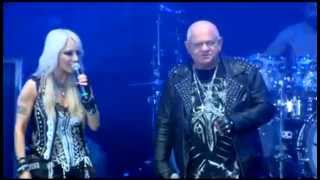 Doro & UDO - Balls To The Wall (03.05.2014)