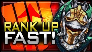 How to Rank Up Fast in Black Ops 4 Multiplayer! (Best Mode for XP)