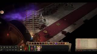 Pathfinder Kingmaker, Vitellus Multiclass Solo Hard Melee