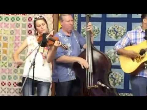 The Downtown String Band at Pearl Bluegrass 8-6-2016