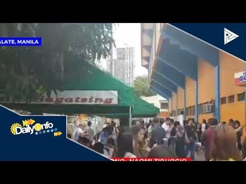 DOLE, Nagsasagawa Ng Job Fair Ngayong Araw