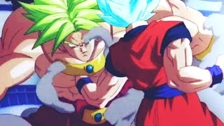 Legendary Super Saiyan Broly In Dragon Ball Super?!
