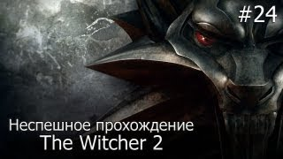 Поиграем в Ведьмак 2 Убийцы королей #24 Вечный бой