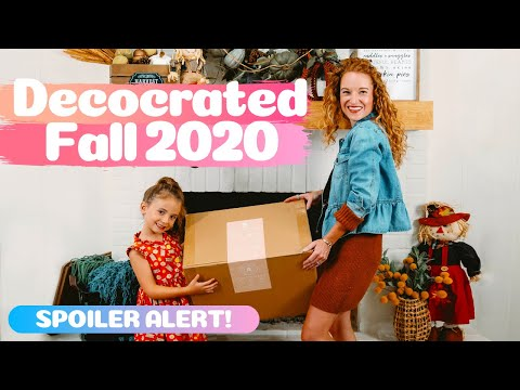 Halloween 2020 Spolier Decocrated Fall 2020   Full Spoiler & It's Amazing!   YouTube
