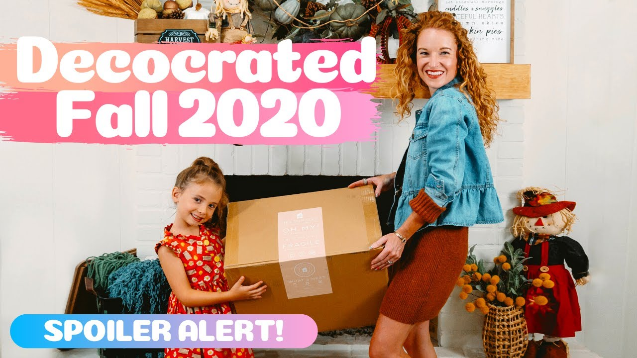 2020 Halloween Spoilers Decocrated Fall 2020   Full Spoiler & It's Amazing!   YouTube