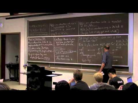 Algorithmic Game Theory, Lecture 3 (Myerson's Lemma)