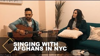 VLOGISTAN | Singing with Afghans in New York City