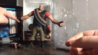 TF2 NECA Heavy Figure Review