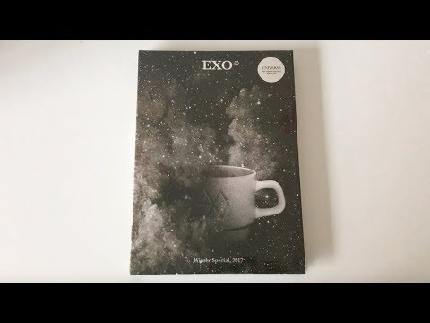 ♡Unboxing EXO 엑소 2017 Winter Special...