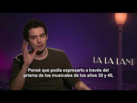 LA CIUDAD DE LAS ESTRELLAS - LA LA LAND - Entrevista DAMIEN CHAZELLE Mp3