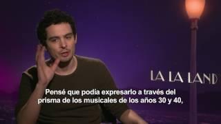 LA CIUDAD DE LAS ESTRELLAS - LA LA LAND - Entrevista DAMIEN CHAZELLE