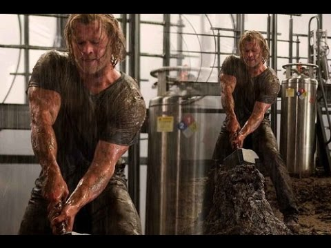Chris Hemsworth Workout | Thor Workout - YouTube