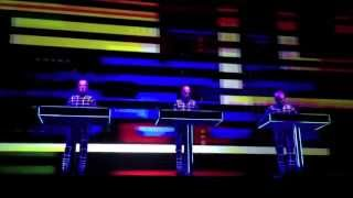 Kraftwerk live at Sydney Opera House