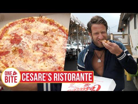 Barstool Pizza Review - Cesare's Ristorante (Bristol, PA)