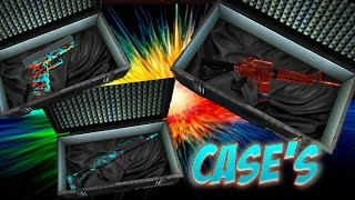 Bullet Force - CASE OPENING - Skin Weapon Challenge