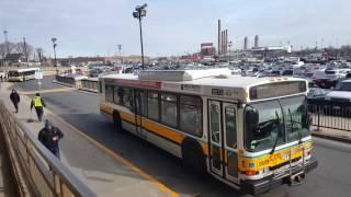 MBTA (Boston, MA) Compilation Part 1