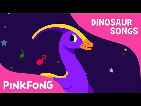 Parasaurolohpus | Dinosaur Songs | Pinkfong Songs for Children