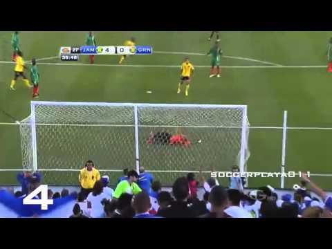 Top 10 Goals of the Gold Cup/ Copa Oro 2011
