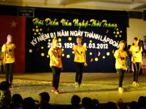truong thpt bahon dance par2