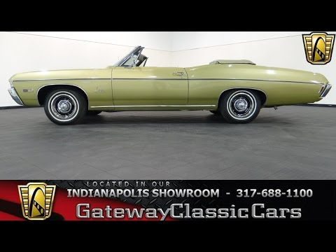 1968 Chevrolet Impala - Gateway Classic Cars Indianapolis - #337 NDY