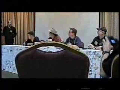 SPACE 2006 Panel on comic book self publishing (part 1)