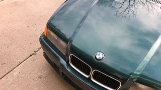 BMW E36 M3 Project - Restore/Refresh (Intro/Walkaround)
