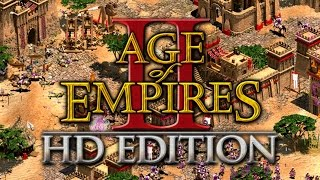 AGE OF EMPIRES 2 HD Edition | BATALLANDO ONLINE #31