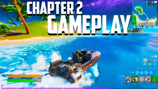 Fortnite Chapter 2 Gameplay! New Map First Look! - Is It Finally Worth Playing?