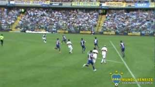 Segundo gol de Leandro Paredes /Boca 3 - S.Lorenzo 1 /Torneo Inicial 2012