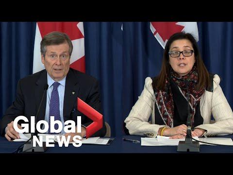Coronavirus outbreak: Almost half of Toronto deaths from long-term care, retirement homes   FULL