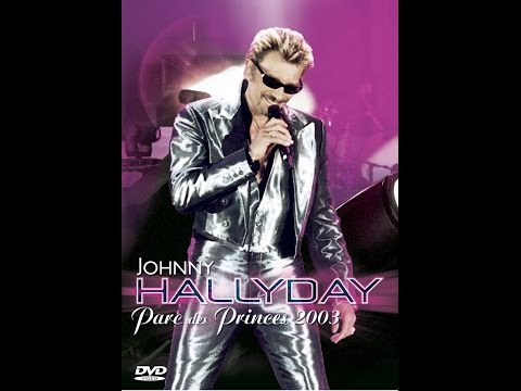 J'oublierai Ton Nom Johnny Hallyday 2003 + Paroles
