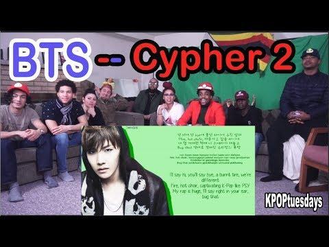 BTS (방탄소년단) - Cypher 2  | REACTION