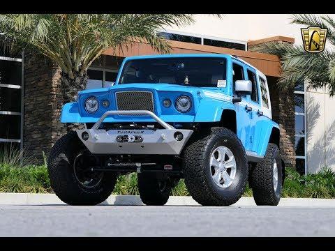 2017 Jeep Wrangler Chief Gateway Orlando #1197
