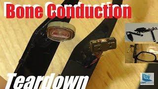 Teardown: Bone Conduction Headphones [How Does it Work?]