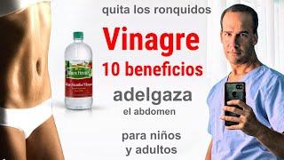Vinagre para Adelgazar (+10 beneficios)