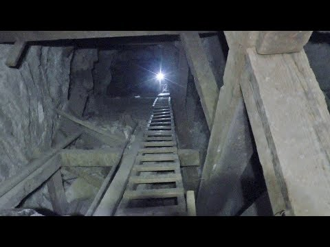 An Abandoned Mine Search For An Underground Swimming Hole (Plus A Study In False Floors!)