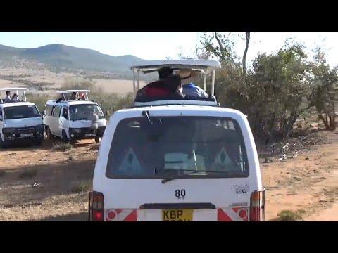 Kenyan Safari Mara Sopa Travel Vlog