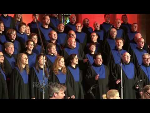 "Gospelchor Rejoice - ""Great I am"", Langenberg 2016"