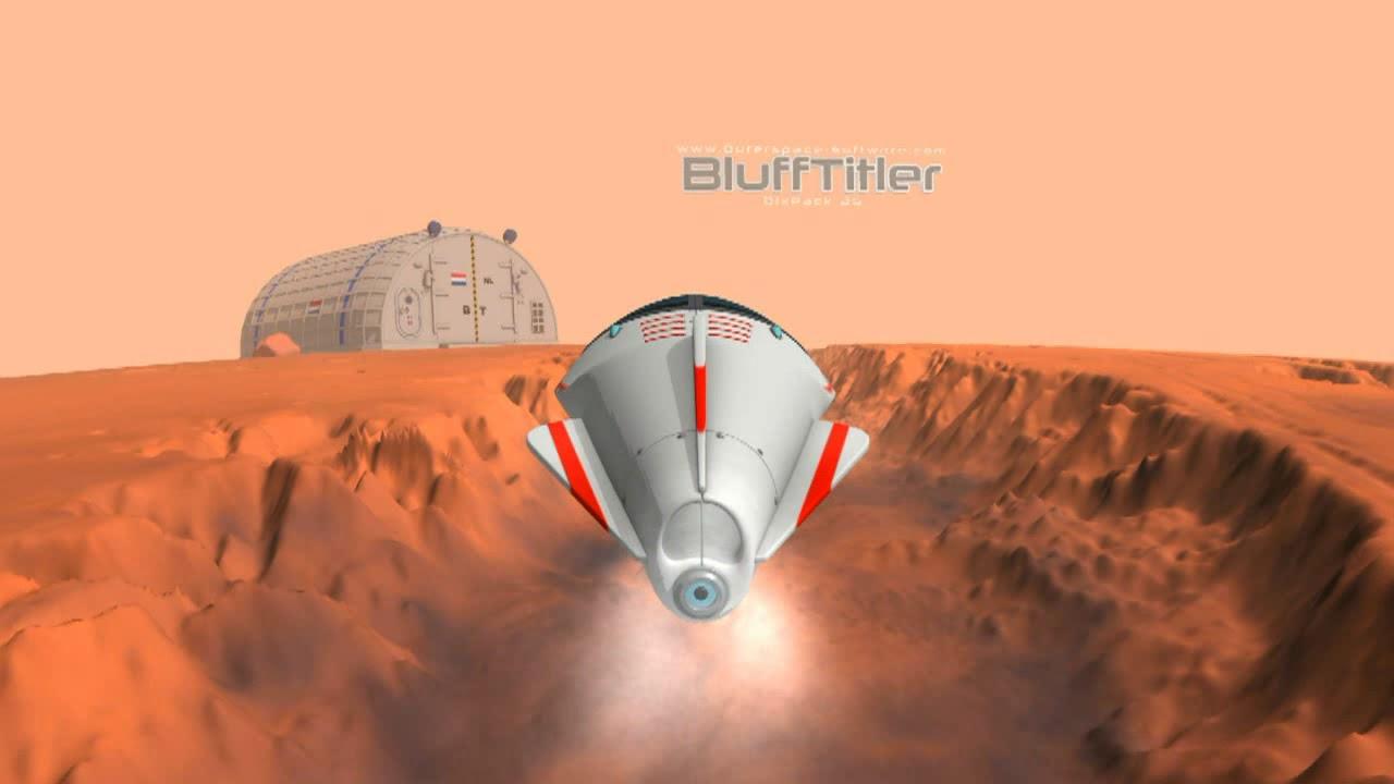Mars Base - YouTube