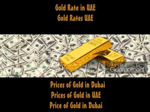 Dubai Gold, UAE Gold