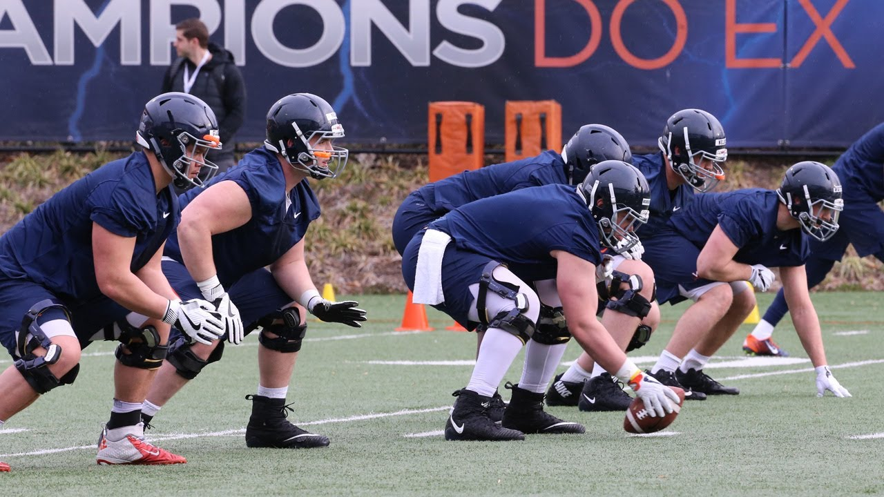 UNCOMPROMISED EXCELLENCE: Football - Offensive Line