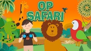 Kinderen Peuters en Kleuters leren Dieren - We gaan op Safari!