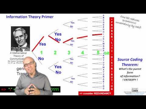 DT&SC 4-5: Information Theory Primer