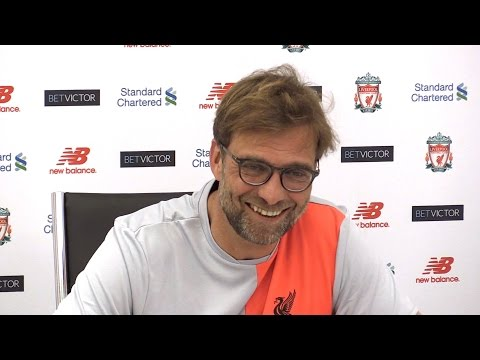 Jurgen Klopp Full Pre-Match Press Conference - Manchester City v Liverpool