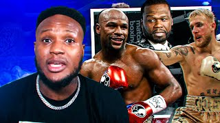 FLOYD MAYWEATHER ADDS JAKE PAUL \u0026 50 CENT TO HIS HITLIST.