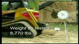 ASV Posi-Track Loader 80HP CTL Shooutout