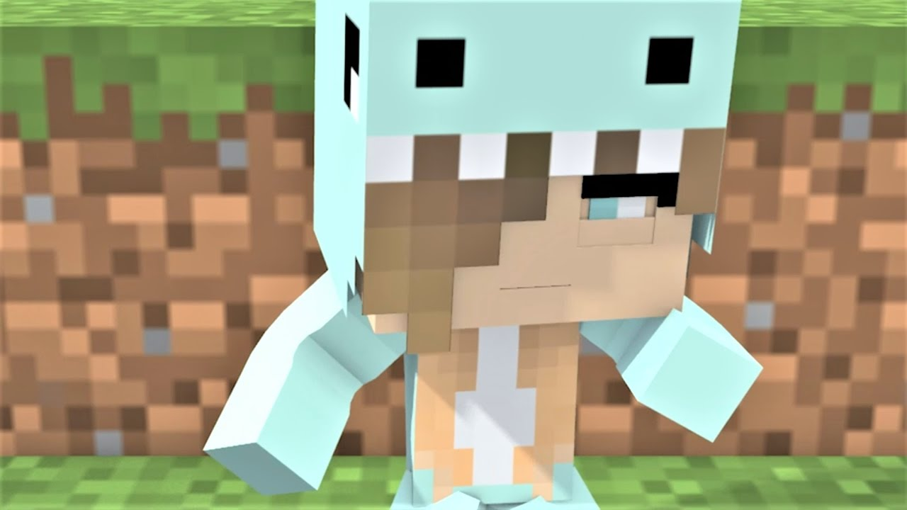 Minecraft Song  Hour Psycho Girl Little Sister  Psycho Girl Little Sister Minecraft Song